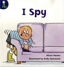 HM-LIGHTHOUSE Pink B 1:I Spy