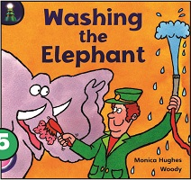 HM-LIGHTHOUSE Pink A 5:Washing the Elephant