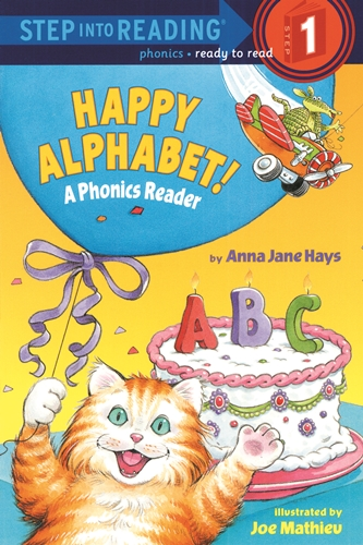 SIR(Step1): Happy Alphabet! A Phonics Reader