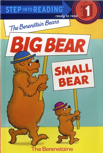 SIR(Step1): Big Bear Small Bear