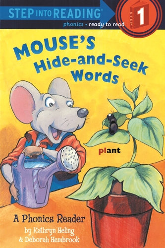 SIR(Step1): Mouse´s Hide-and-Seek Words
