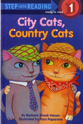 SIR(Step1): City Cats, Country Cats