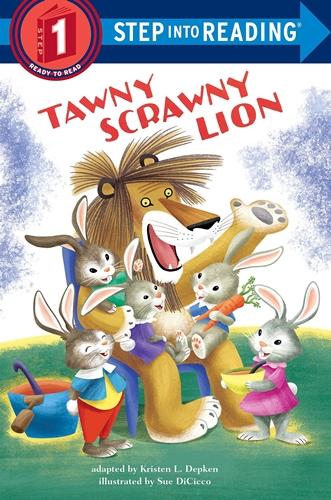 SIR(Step1): Tawny Scrawny Lion