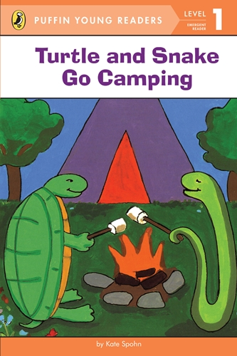 PYR(Lvl.1): Turtle and Snake Go Camping