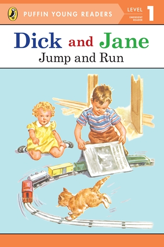 PYR(Lvl.1): Dick and Jane: Jump and Run