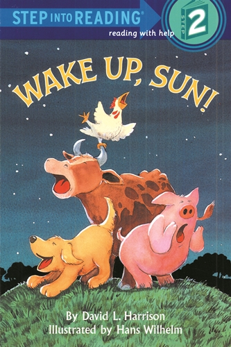 SIR(Step2): Wake Up, Sun!
