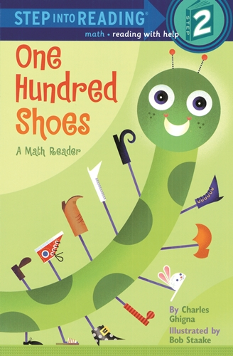 SIR(Step2): One Hundred Shoes a Math Reader