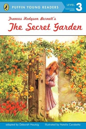 PYR(Lvl.3): Frances Hodgson Burnett's The Secret Garden