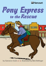 Pony Express to the Rescue
