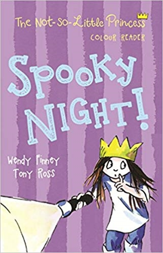 The Not So Little Princess : Spooky Night!
