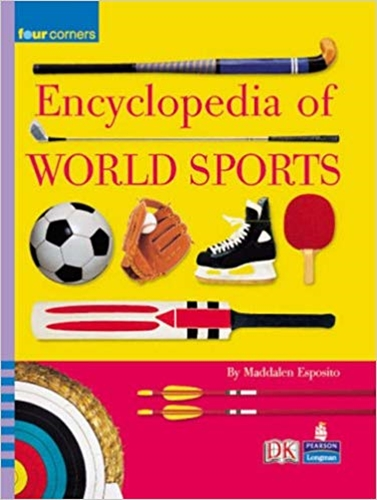 MP A 62: Encyclopedia of World Sports (Four Corners)