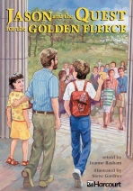 Jason and the Quest for the Golden Fleece