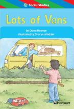 Lots of Vans