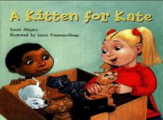 A Kitten for Kate
