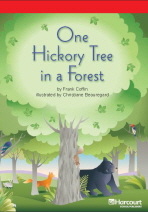 One Hickory Tree In a Forest