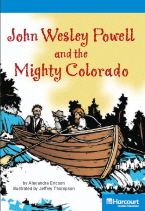 John Wesley Powell and the Mighty Colorado